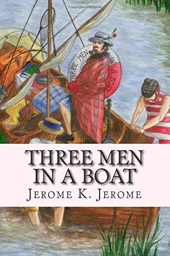 9781514681350: Three Men in a Boat