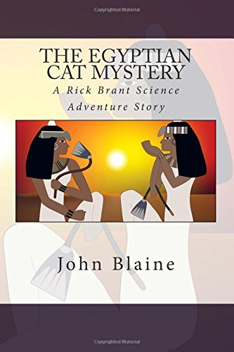 9781514683453: The Egyptian Cat Mystery: A Rick Brant Science Adventure Story