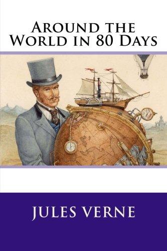 9781514683682: Around the World in 80 Days