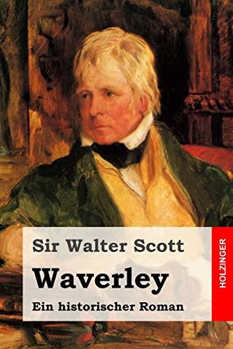 9781514688793: Waverley: Ein historischer Roman