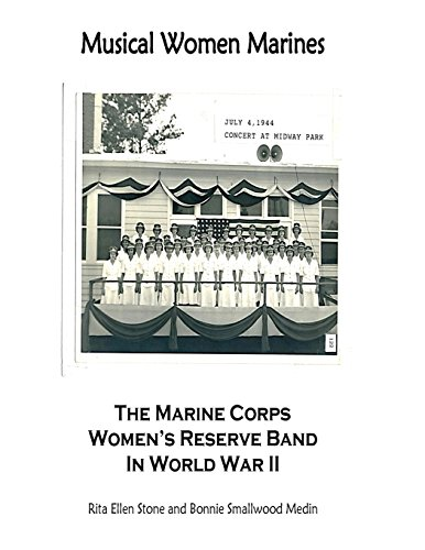 9781514690390: Musical Women Marines: The Marine Corps Women's Reserve Band in World War II