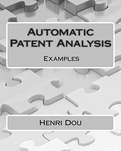 9781514692271: Automatic Patent Analysis - Examples
