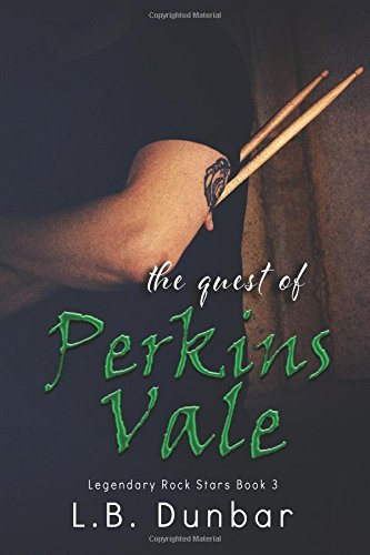 9781514693681: The Quest of Perkins Vale (Legendary Rock Stars)