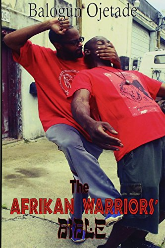 9781514695807: The Afrikan Warriors' Bible: Afrikan Martial Arts, Book II