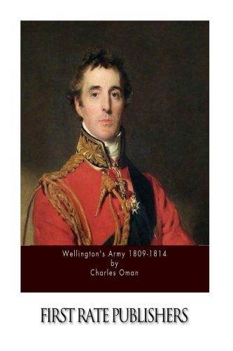 9781514696224: Wellington's Army 1809-1814