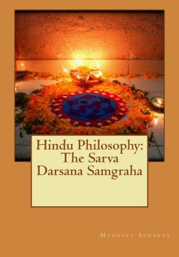 9781514700587: Hindu Philosophy: The Sarva Darsana Samgraha