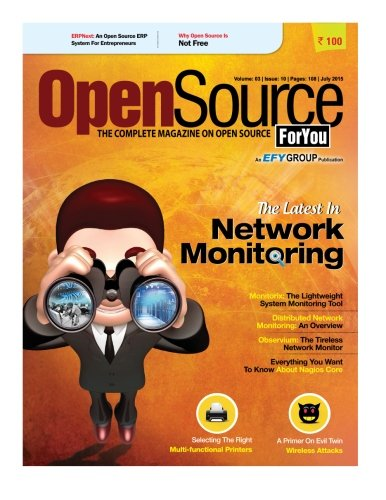 9781514701058: Open Source For You, July 2015: July 2015 (Volume 3)