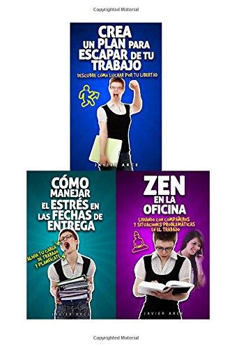9781514702659: PACK 3 en 1: Cómo mejorar tu vida laboral: 3 libros en 1 (Mejora tu vida laboral) (Volume 6) (Spanish Edition)