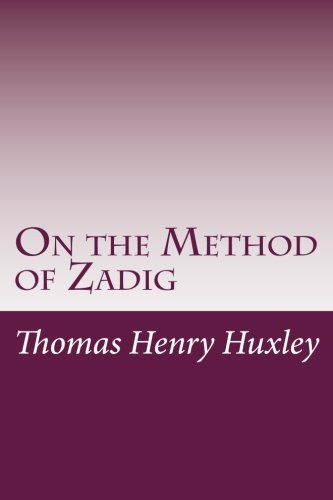 9781514712085: On the Method of Zadig