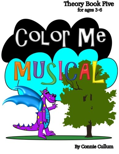 9781514712283: Color Me Musical Theory Book Five