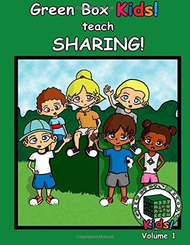 9781514712313: Green Box Kids Teach Sharing: Volume 1