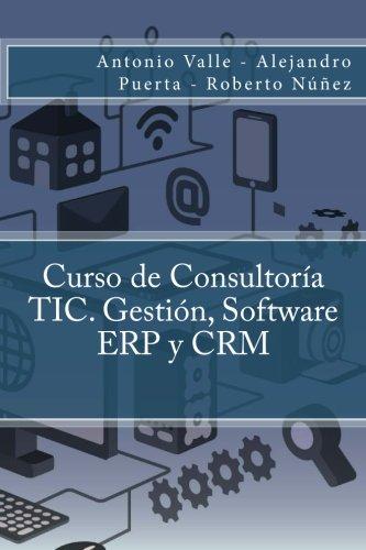 9781514713211: Curso de Consultoría TIC. Gestión, Software ERP y CRM (Spanish Edition)