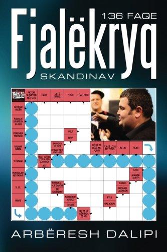 9781514719695: Fjalëkryq skandinav (Albanian Edition)