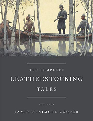 9781514721803: The Complete Leatherstocking Tales, Vol. 2