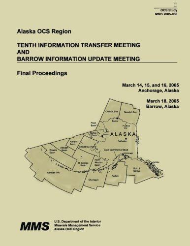9781514722947: Tenth Information Transfer Meeting And Barrow Information Update Meeting Final Proceedings