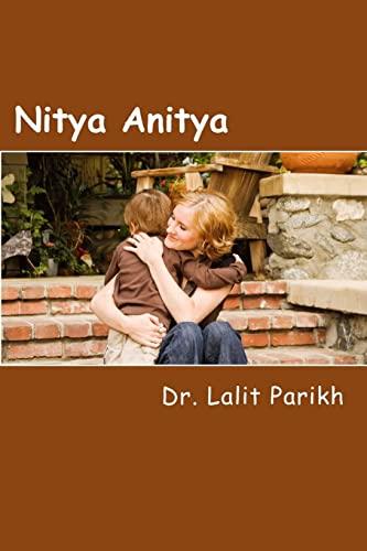 9781514726433: Nitya Anitya: GujaraatI Short Stories collection (Gujarati Edition)