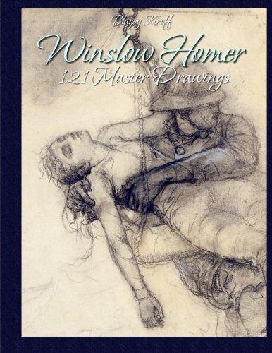 9781514733653: Winslow Homer:121 Master Drawings