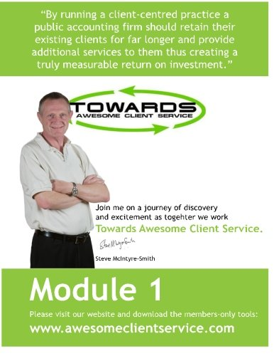 9781514742327: TACS Module One: A client service program that wins you new business (Towards Awesome Client Service)