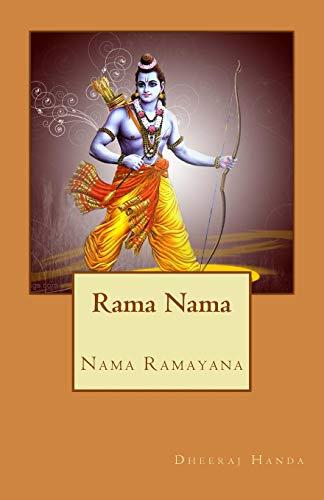9781514752234: Rama Nama- Nama Ramayana