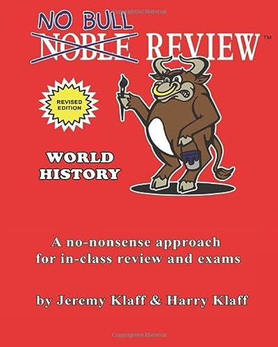 9781514767498: No Bull Review - World History