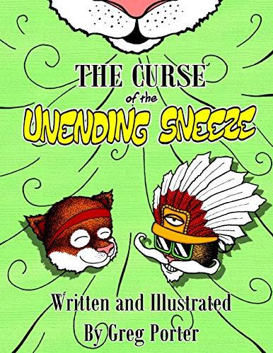 9781514767818: The Curse of the Unending Sneeze