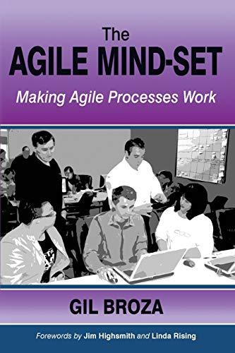 9781514769331: The Agile Mind-Set: Making Agile Processes Work