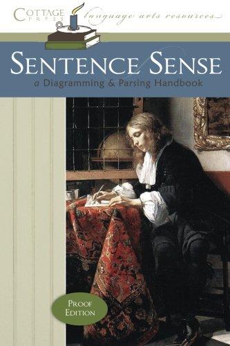 9781514785300: Sentence Sense Proof Edition: A Diagramming and Parsing Handbook