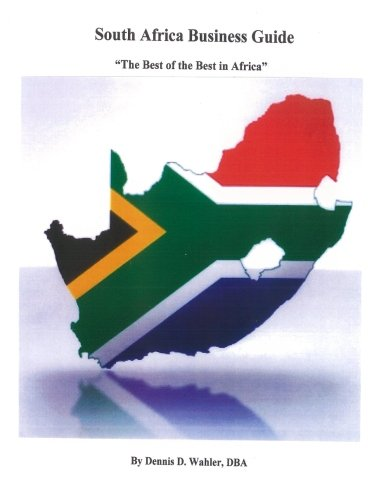 9781514790311: South Africa Business Guide: The Best of the Best in Africa