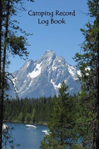 9781514791561: Camping Record Log Book