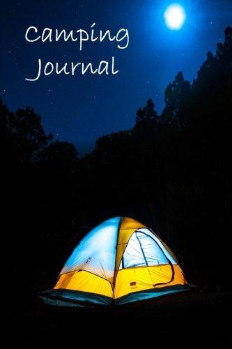 9781514791837: Camping Journal