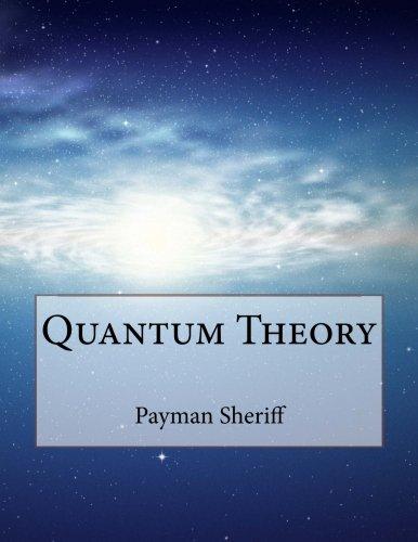 9781514805565: Quantum Theory
