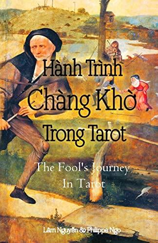 9781514806890: The Fool's Journey in Tarot (Vietnamese Edition)