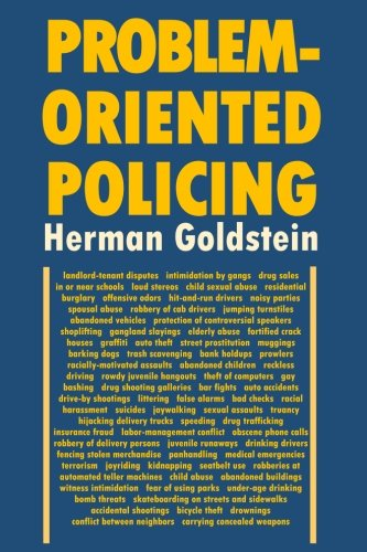 9781514809488: Problem-Oriented Policing