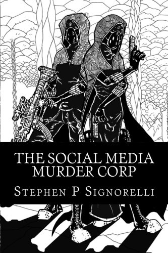 9781514812334: The Social Media Murder Corp: Book One
