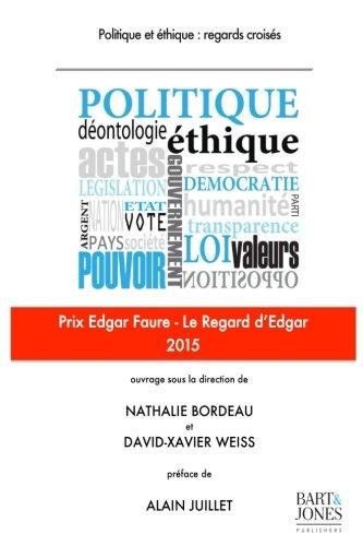 9781514816394: Politique et �thique : regards crois�s
