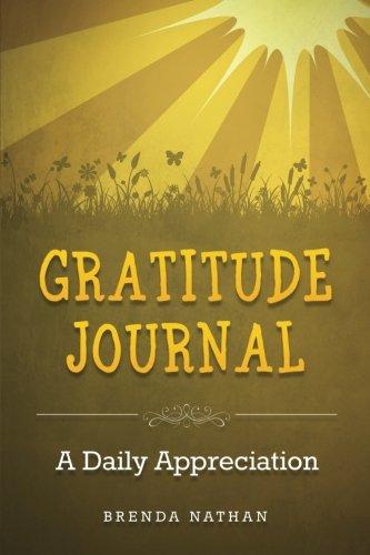 9781514818022: Gratitude Journal: A Daily Appreciation
