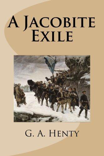 9781514822821: A Jacobite Exile