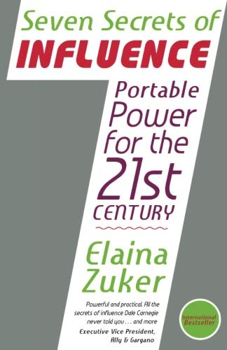 9781514823361: Seven Secrets of Influence: Portable Power for the 21st Century