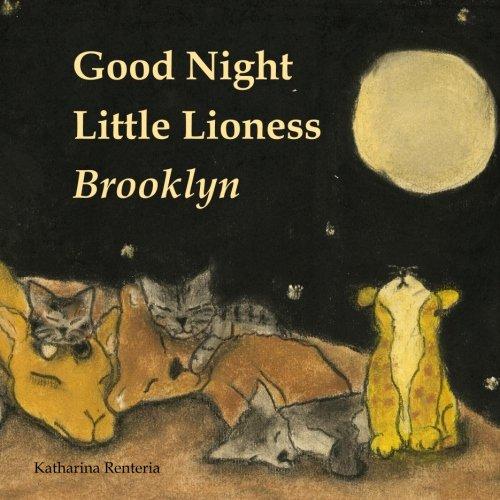 9781514823422: Good Night Little Lioness Brooklyn