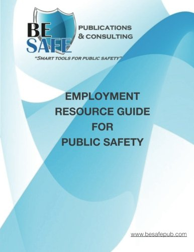 9781514826157: Employment Resource Guide for Public Safety