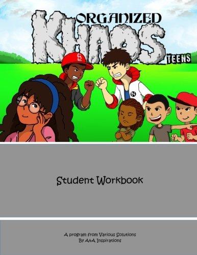 9781514826607: Organized Khaos Tween/Teen Curriculum