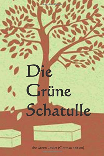 9781514829912: Die Grune Schatulle: The Green Casket (German edition)
