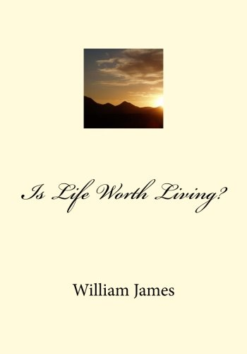9781514831281: Is Life Worth Living?