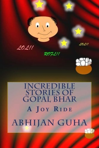 9781514831656: Incredible Stories Of Gopal Bhar: A Joy Ride
