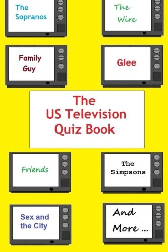 9781514838396: The US Television Quiz Book