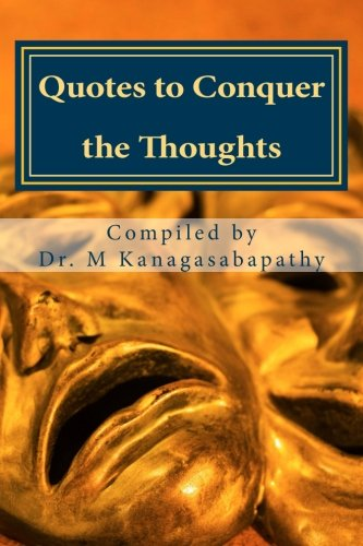 9781514839850: Quotes to Conquer the Thoughts