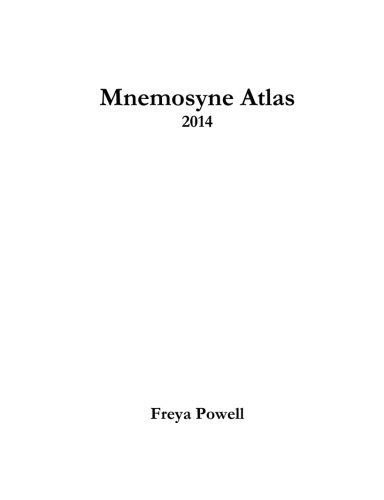 Mnemosyne Atlas: 2014 (Paperback): Freya Powell