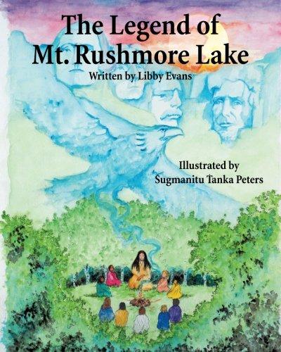 9781514847282: The Legend of Mt. Rushmore Lake