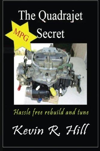 9781514848944: The Quadrajet MPG Secret