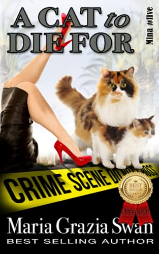 9781514860557: A Cat to Die For (Mina's Adventures) (Volume 5)